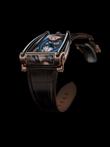 Horological Machine N°8 HM8 Can-Am Red Gold