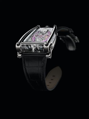 Horological Machine N°8 HM8 Can-Am Only Watch 2017