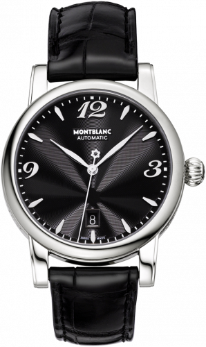 Star Traditional Date Automatic Black