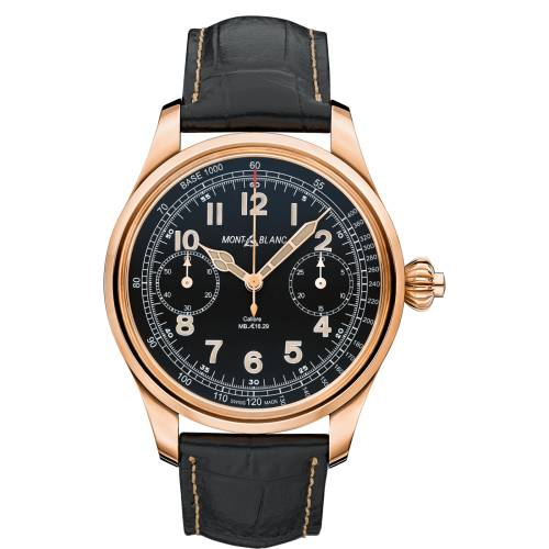 1858 Chronograph Tachymeter Limited Edition Red Gold