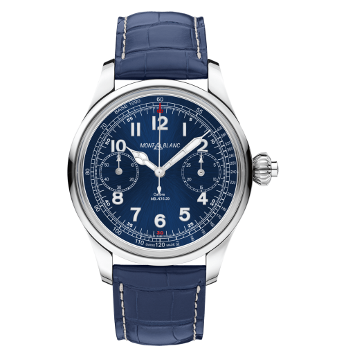 1858 Chronograph Tachymeter Limited Edition Stainless Steel