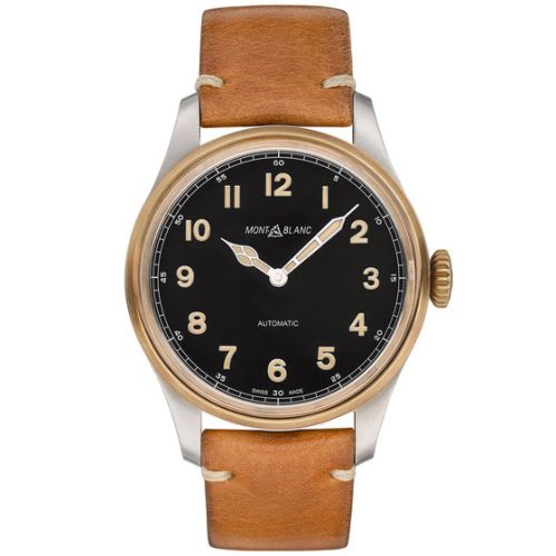 1858 Automatic 44 Stainless Steel / Bronze / Black