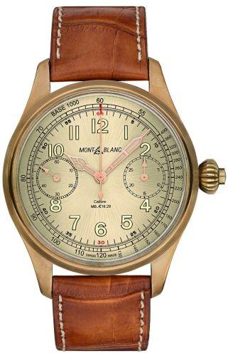 1858 Chronograph Tachymeter Bronze