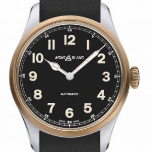 1858 Automatic 40 Stainless Steel / Bronze / Black / NATO