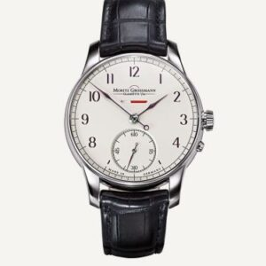 Benu Power Reserve White Gold / Silver