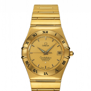 Constellation Automatic 35.5 '95 Yellow Gold / Champagne