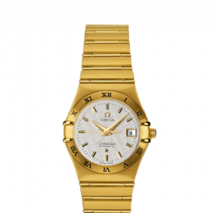 Constellation Automatic 27.5 '95 Yellow Gold / Silver
