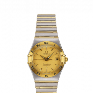 Constellation Automatic 27.5 '95 Stainless Steel / Yellow Gold / Champagne
