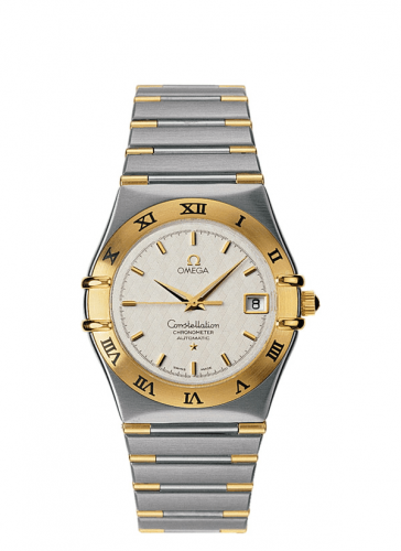 Constellation Automatic 35.5 Stainless Steel / Yellow Gold / Silver
