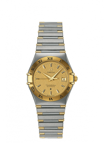 Constellation Automatic 27.5 Stainless Steel / Yellow Gold / Champagne