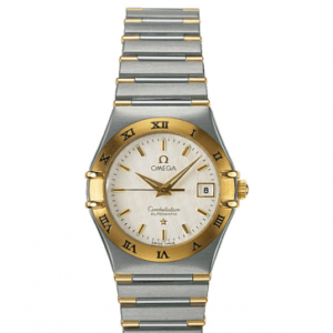 Constellation Automatic 27.5 Stainless Steel / Yellow Gold / Silver