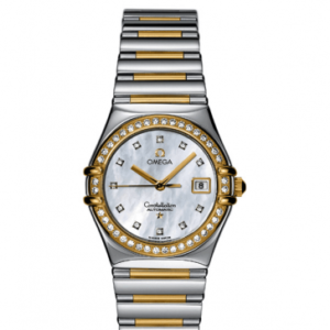Constellation Automatic 27.5 My Choice Stainless Steel / Yellow Gold / MOP