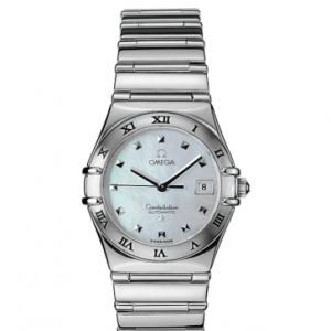 Constellation Automatic 27.5 My Choice Stainless Steel / Diamond / MOP Iris