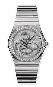 Constellation Automatic 35.5 '95 White Gold / Year of the Snake