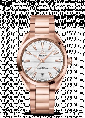 Seamaster Aqua Terra 150M Master Chronometer 41 Sedna Gold / Silver / Bracelet