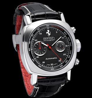Ferrari Granturismo Chronograph Black