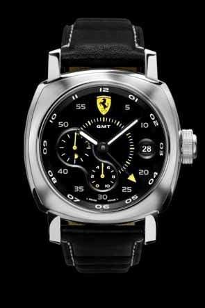 Ferrari Scuderia 10 Days GMT