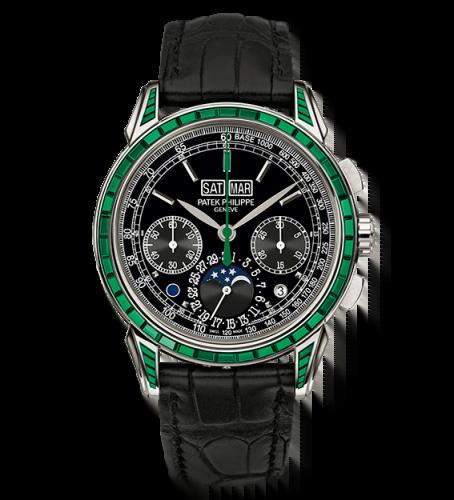 Perpetual Calendar Chronograph 5271P Emerald