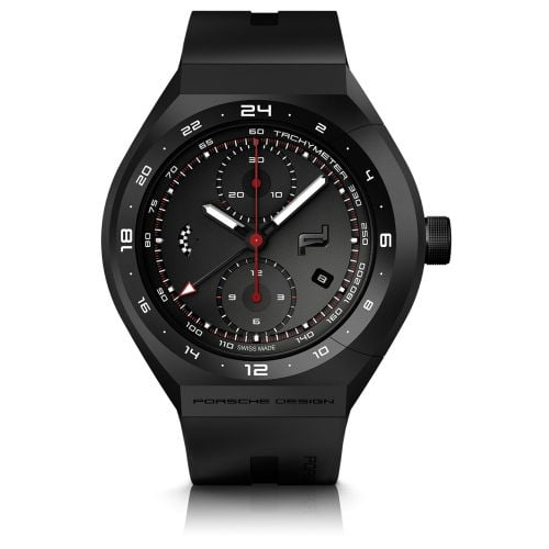 Monobloc Actuator 24H - Chronotimer Black & Rubber
