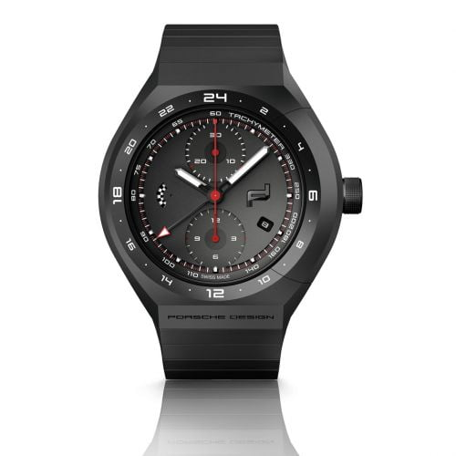 Monobloc Actuator 24H - Chronotimer All Black