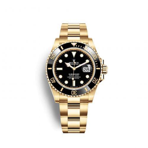 Submariner Date 41 Yellow Gold / Black