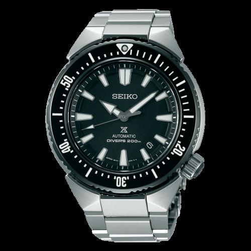 Prospex Diver Trans Ocean Stainless Steel / Black / Bracelet