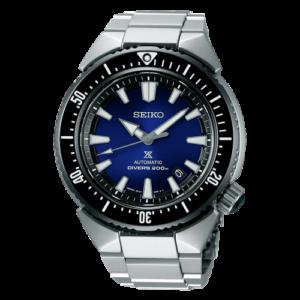 Prospex Diver Trans Ocean Stainless Steel / Blue / Bracelet