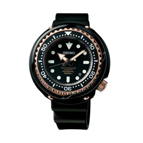Prospex Diver SBDX014G Titanium / Black