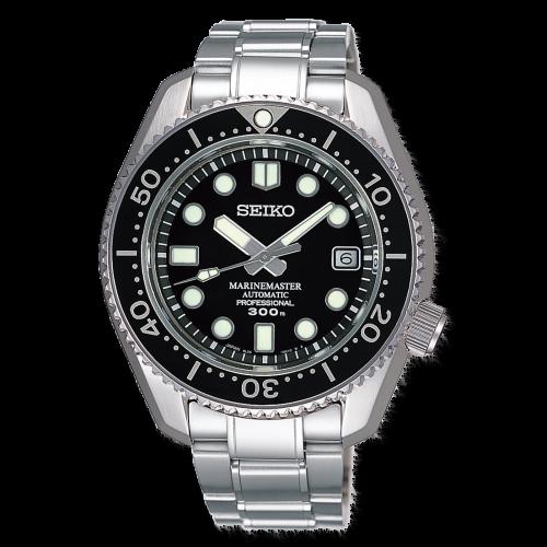 Prospex Diver Marinemaster 300 Stainless Steel / Black / Bracelet