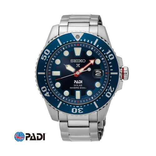 Prospex Diver SNE435P1 Stainless Steel / Blue
