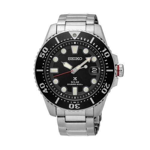 Prospex Diver SNE437P1 Stainless Steel / Black