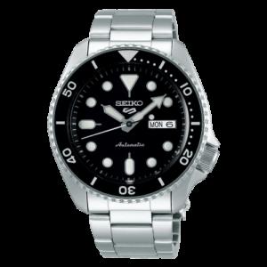 5 Sports Sports Style Stainless Steel / Black / Bracelet