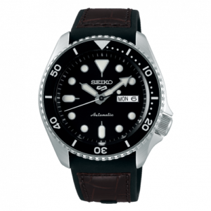 5 Sports Specialist Style Stainless Steel / Black / Rubber