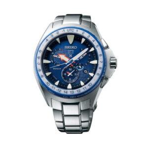 Prospex Diver SSF001J1 Titanium / Blue