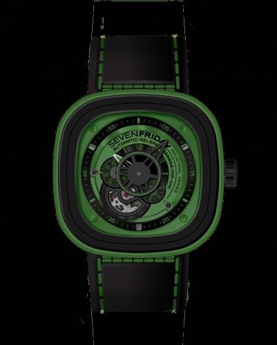 P1/05 Industrial Essence Green