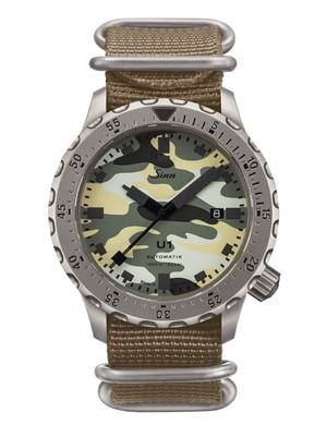 Diving Watch U1 Camouflage