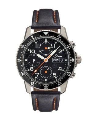 Pilot Chronograph 103 Ti TESTAF