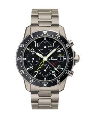 Pilot Chronograph 103 Ti Ar UTC