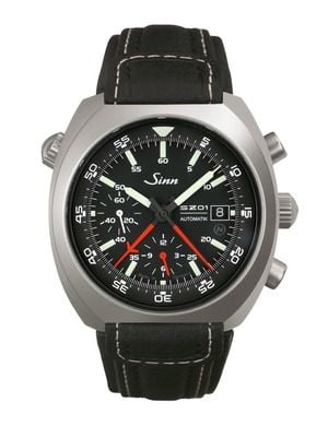 Space Chronograph 140 St