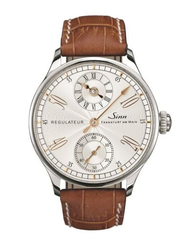 Classic Timepieces Regulateur Stainless Steel / Silver