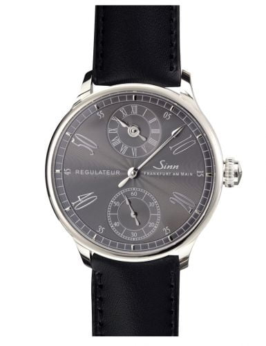 Classic Timepieces Regulateur White Gold / Grey