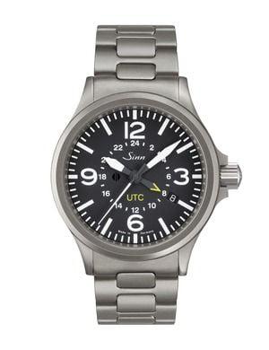 Pilot's Watch 856 UTC