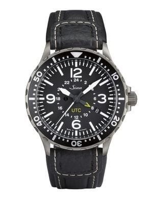 Pilot's Watch 857 UTC