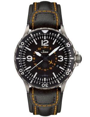 Pilot's Watch 857 UTC TESTAF LH Cargo