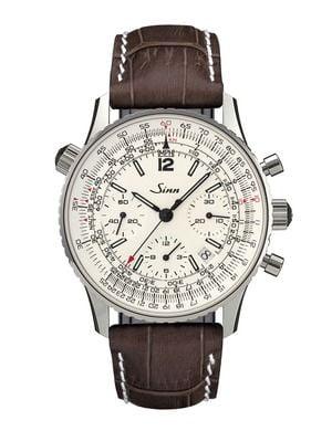 Pilot Chronograph 903 St Silver