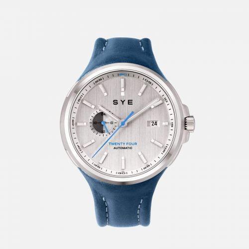 MOT1ON Automatic 24 Silver Edition / SYE Blue