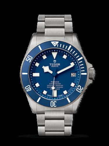 Pelagos Titanium / Blue / Bracelet