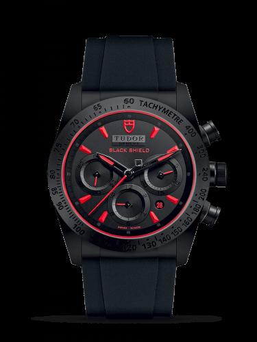 Fastrider Black Shield Ceramic / Black-Red / Rubber