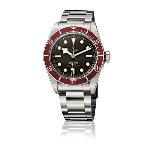 Black Bay Red / Bracelet