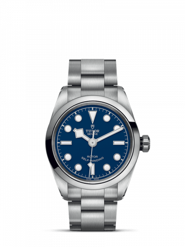 Heritage Black Bay 32 Stainless Steel / Blue / Bracelet